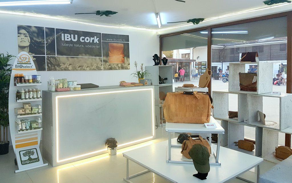 Un nou magazin IBU Cork s-a deschis la Mamaia