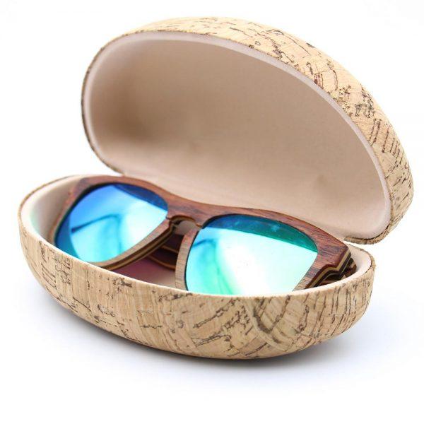 Etui ochelari de soare