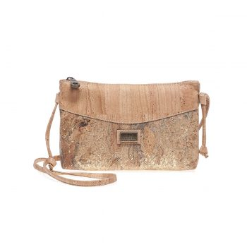 Geanta crossbody natural-mapa
