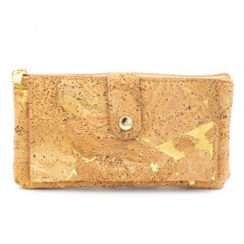 Portofel de carduri Gold