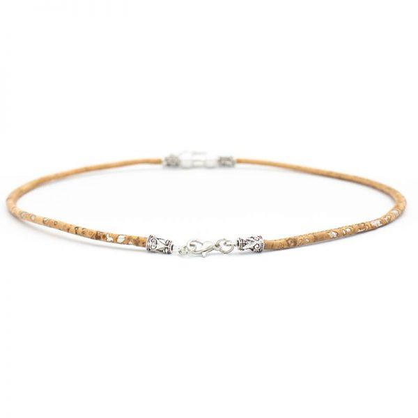 Colier cu perle si frunzulite3