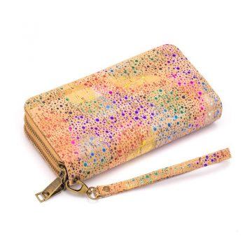 Portofel de dama dublu Rainbow