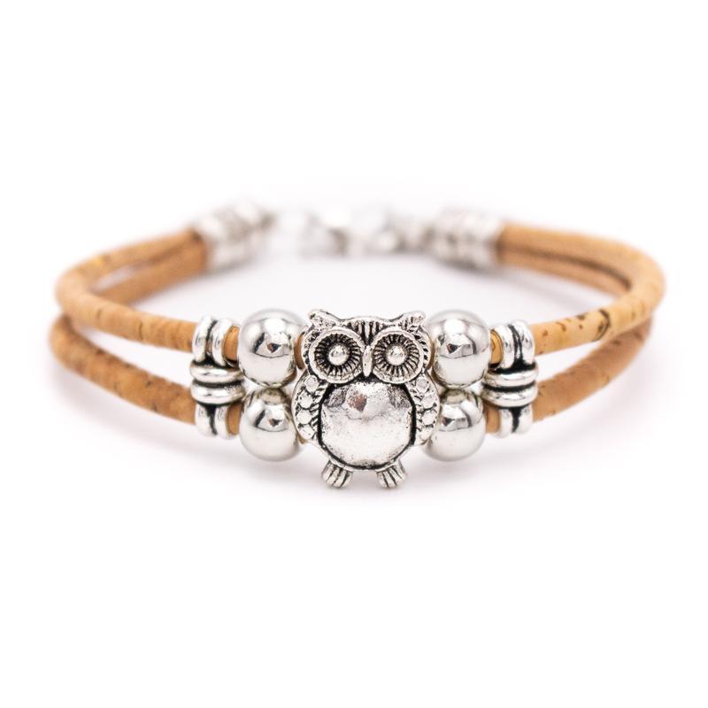 Bratara dubla Owl