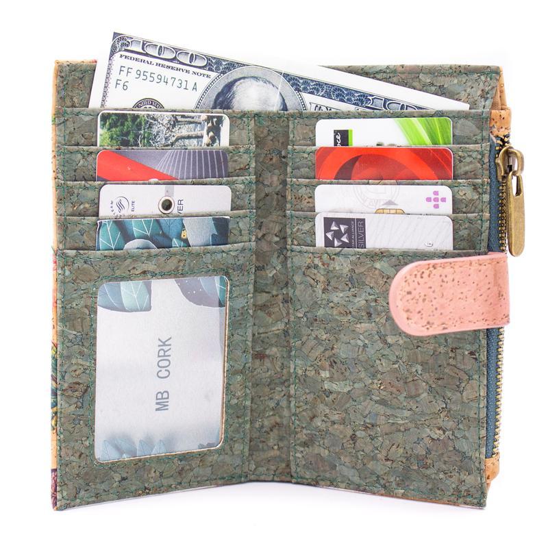 Portofel de carduri RFID – buburuze