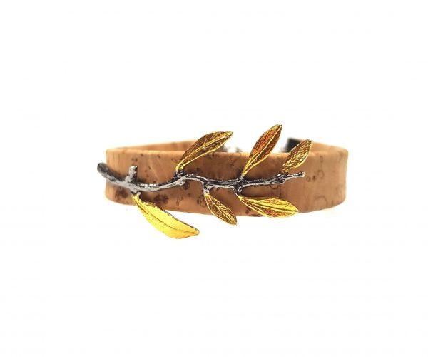 Bratara Olive Branch 2