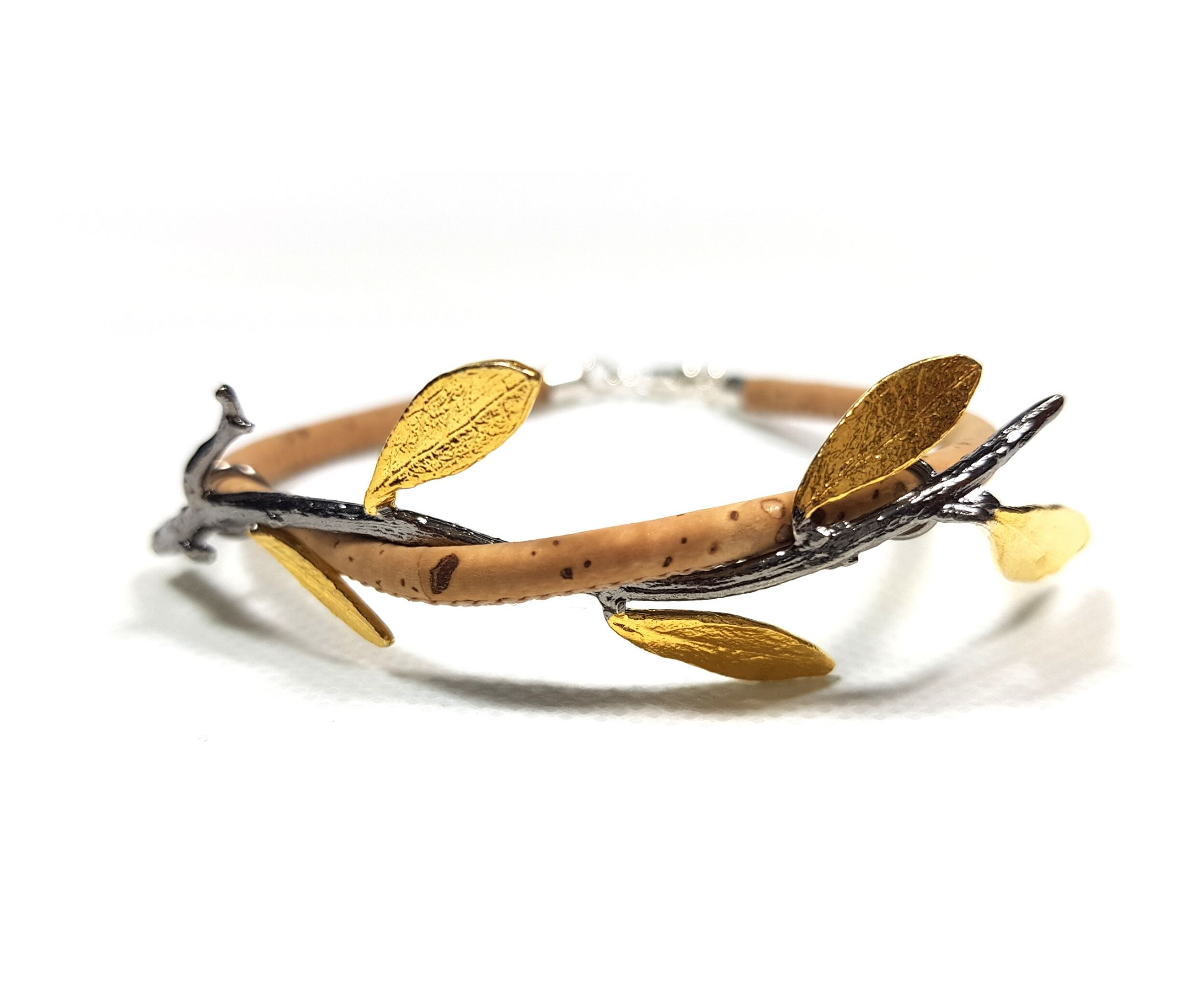Bratara Olive Branch
