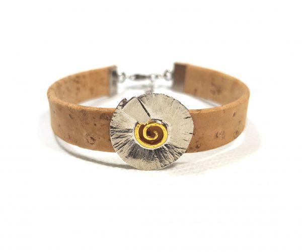 Bratara Spiral Shell