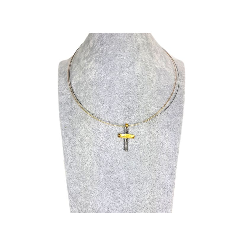 Colier Crucifix