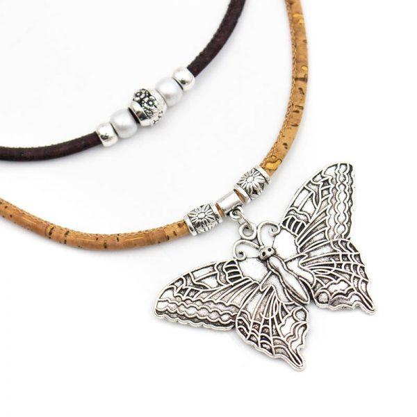 Colier fluture1