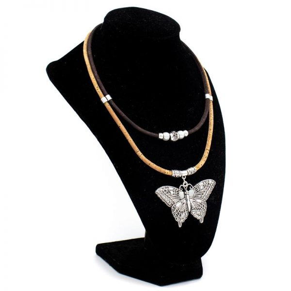 Colier fluture