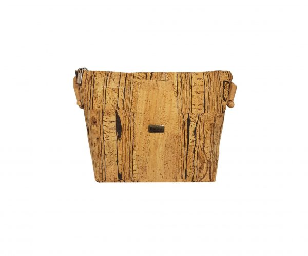 Geanta crossbody natural-wood