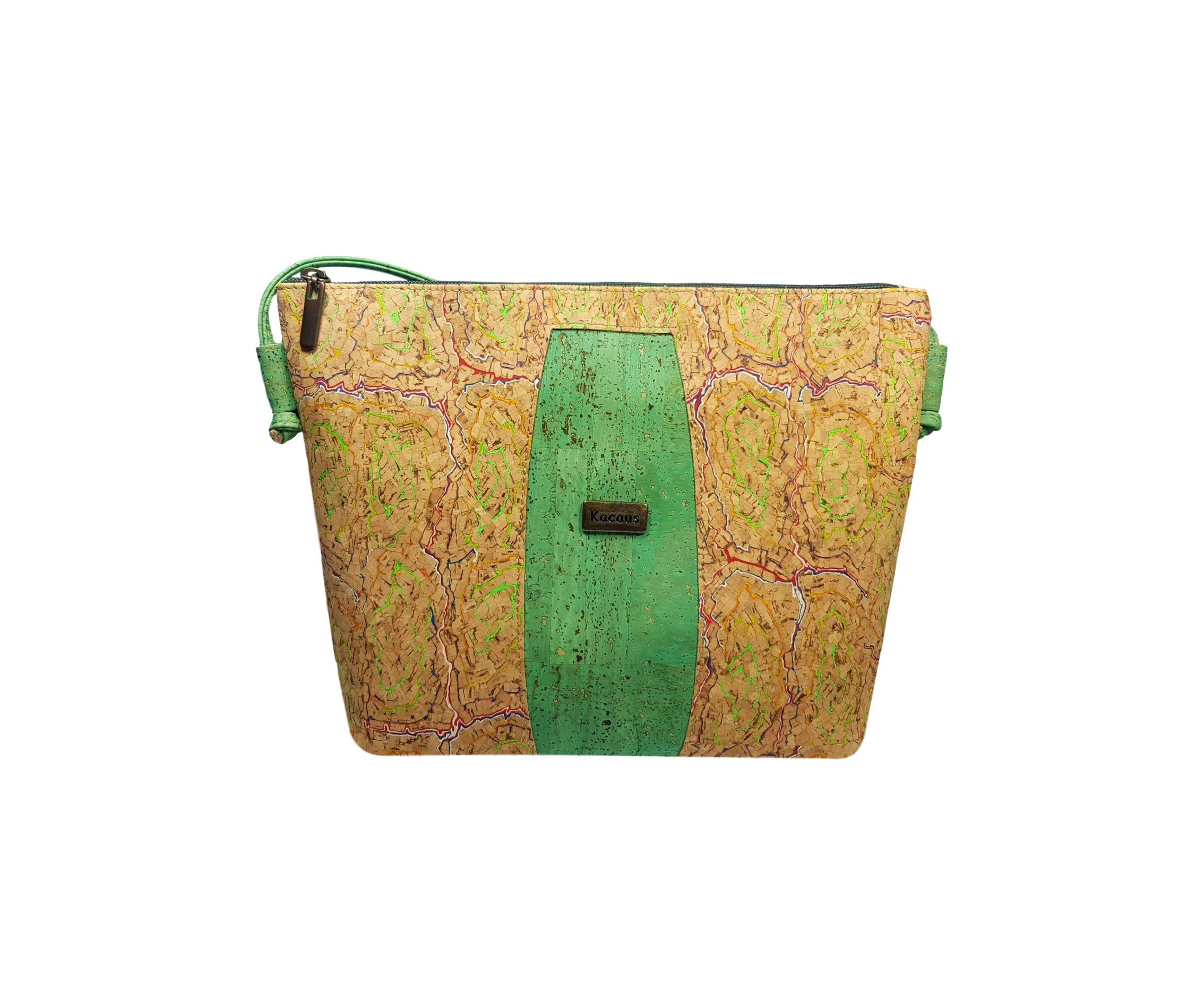 Geanta crossbody vernil-multicolor
