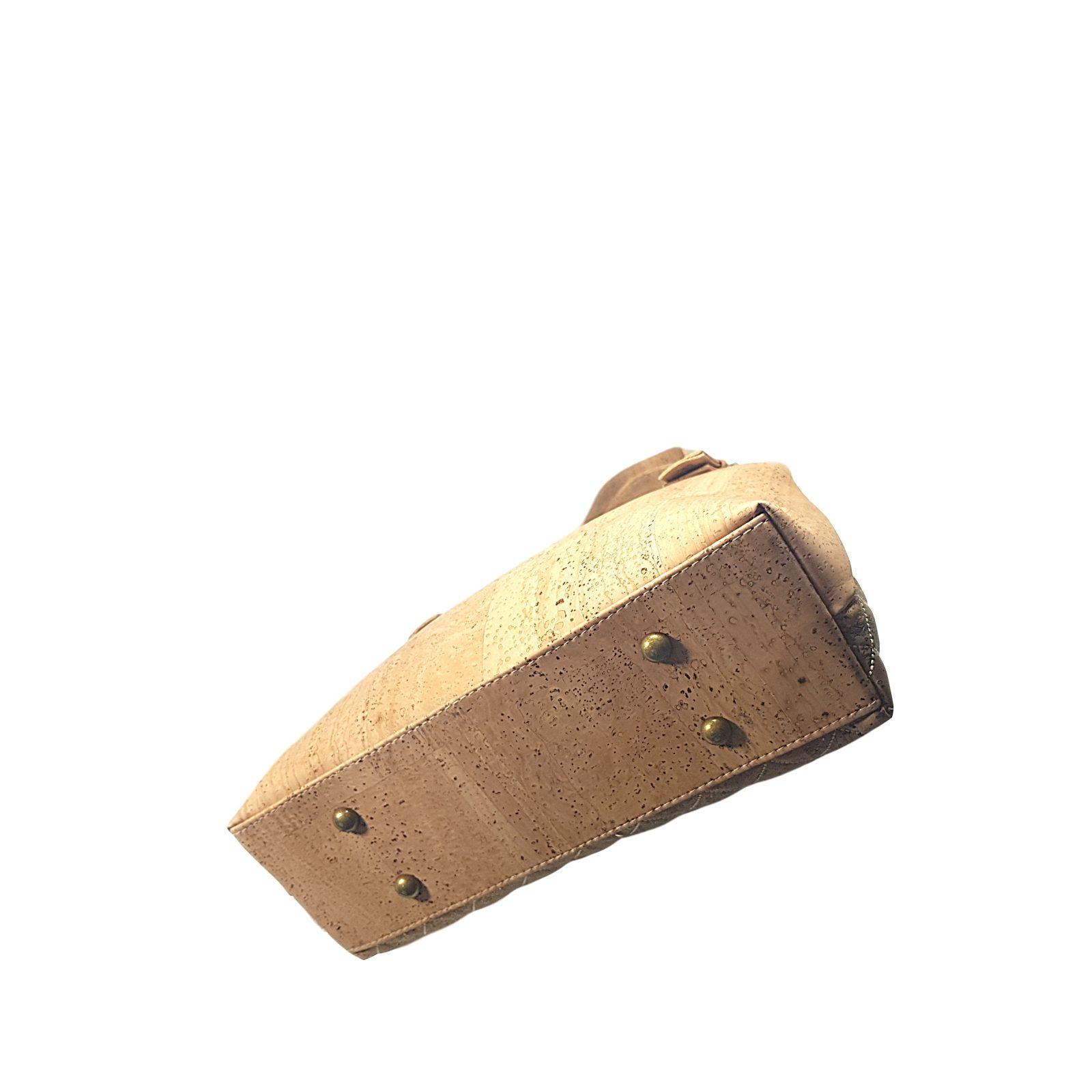 Geanta de mana matlasata cu 2 compartimente