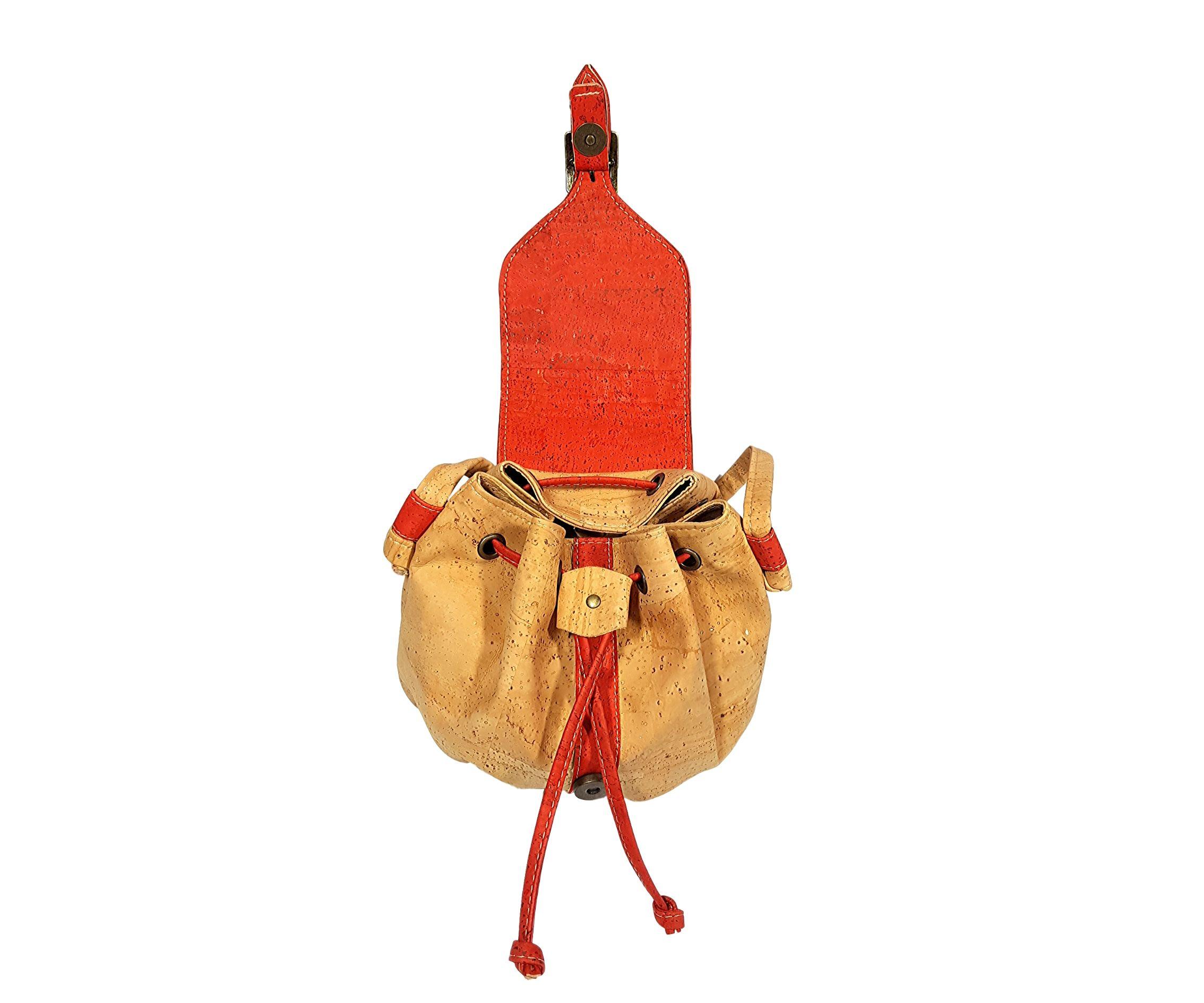 Gentuta-bucket natural-rosu