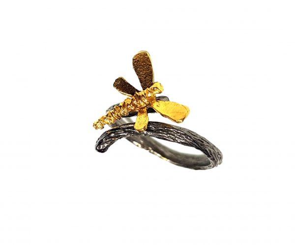 Inel reglabil Dragonfly