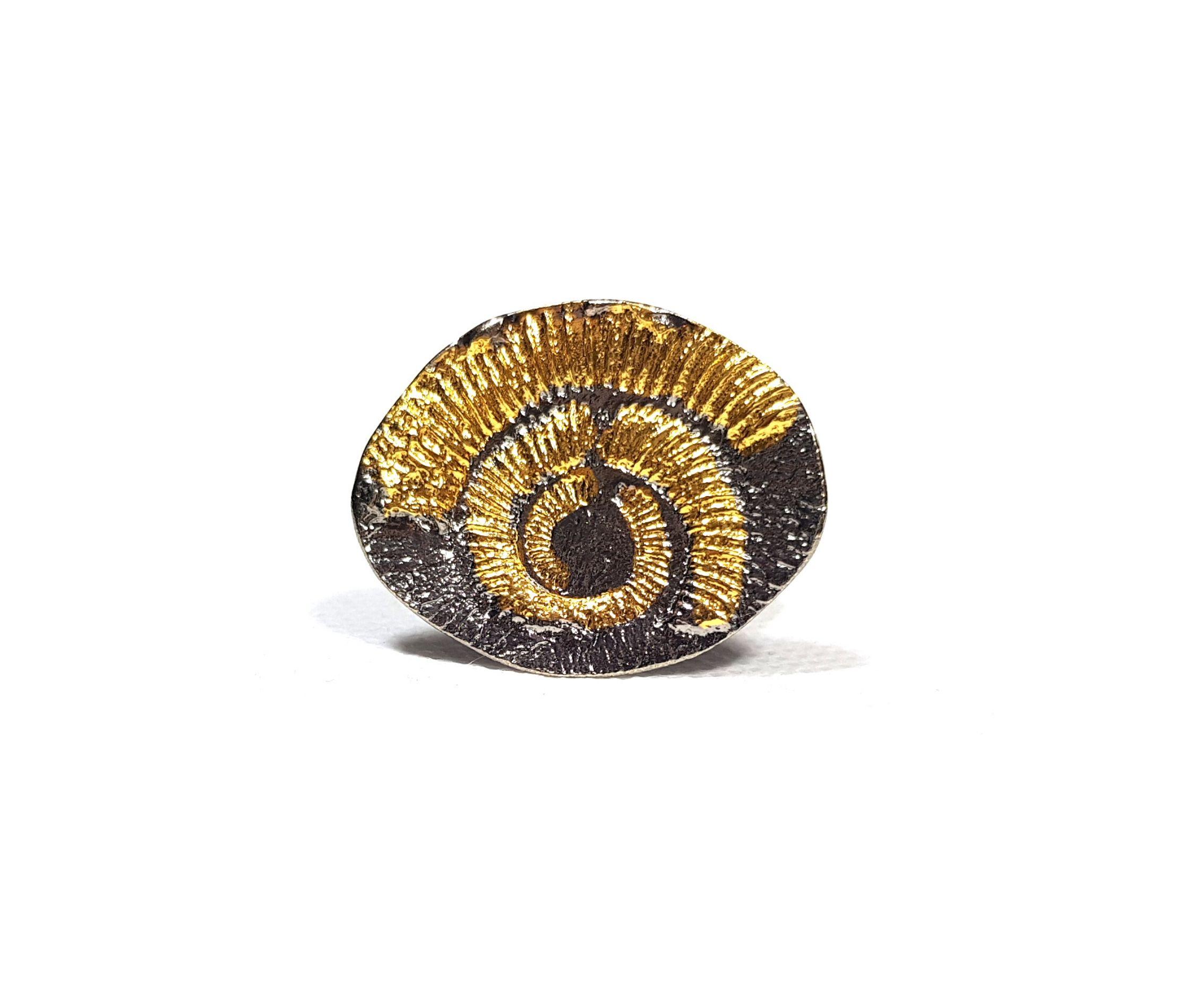 Inel reglabil Spiral Shell 2