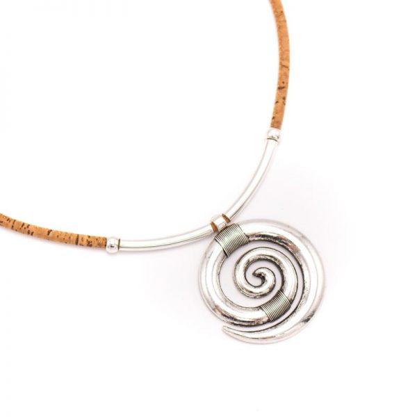 Colier Spirala1