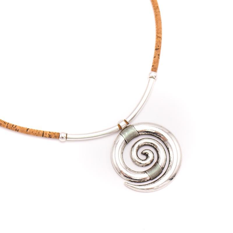 Colier Spirala