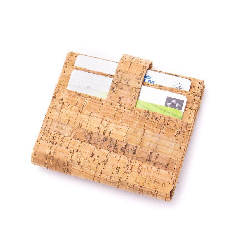 Portofel de carduri cu imprimeu