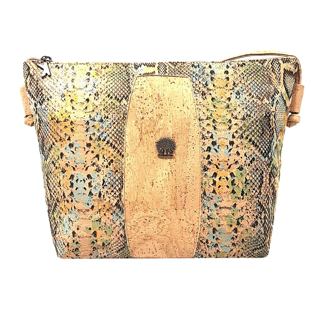 Geanta crossbody natural-Snake