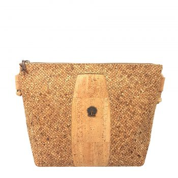 Geanta crossbody natural - calcada