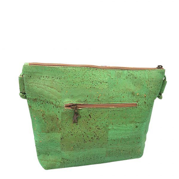 Geanta crossbody verde menta - multicolor2
