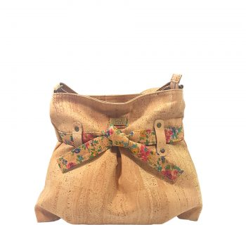 Geanta de umar-crossbody Flowers Ribbon