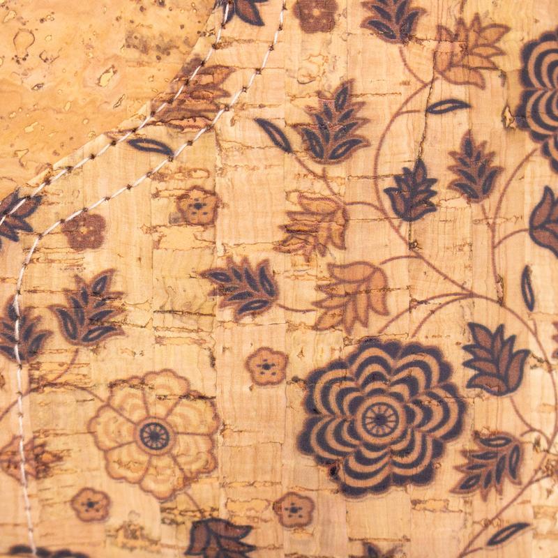 Geanta de umar cu imprimeu floral