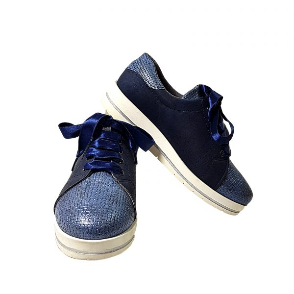 Pantofi sport albastri1