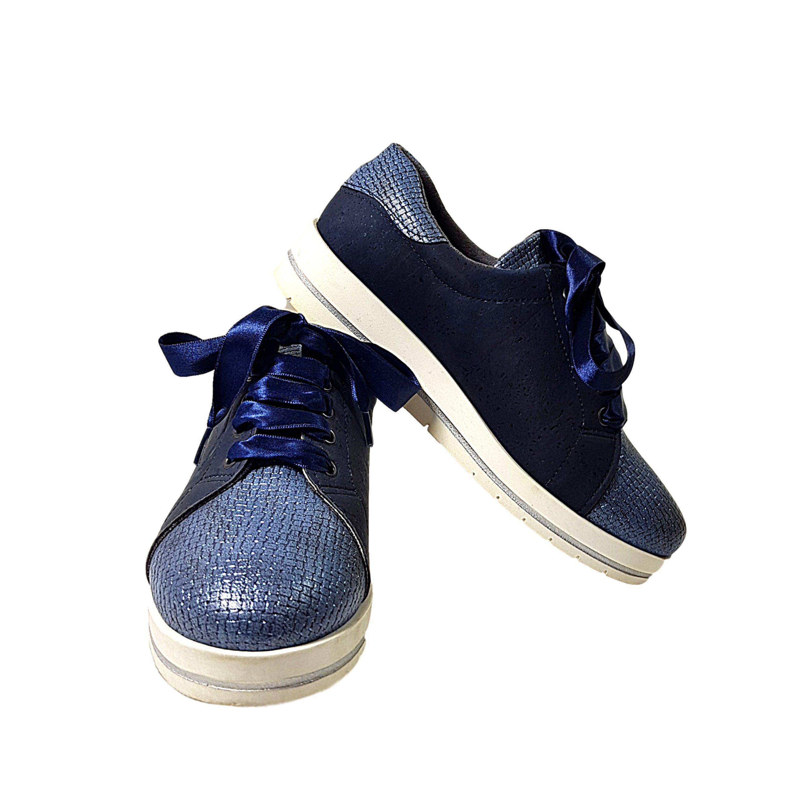 Pantofi sport albastri