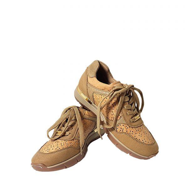 Pantofi sport cu perforatie laser1