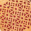 Portofel cu perforatie laser - rosu