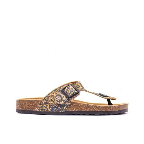 Sandale flip-flop Azulejos1