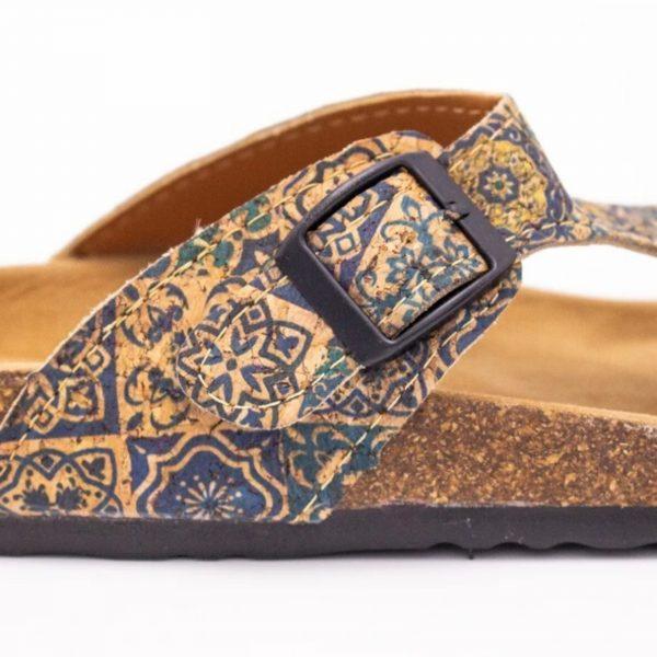 Sandale flip-flop Azulejos4