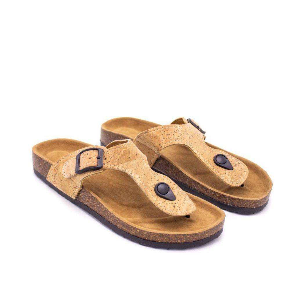 Sandale flip-flop Natural