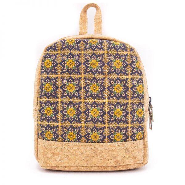Rucsac Azulejo galben
