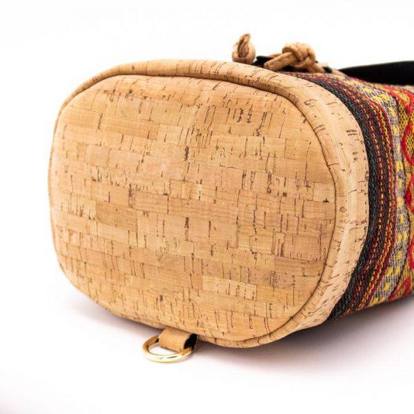 Rucsacel din material textil si pluta2