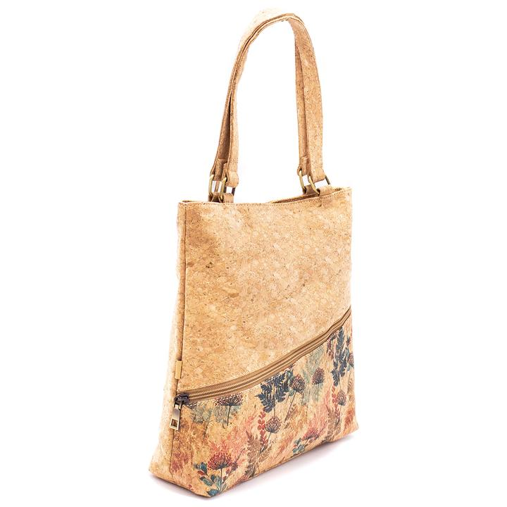 Geanta Tote Leaves