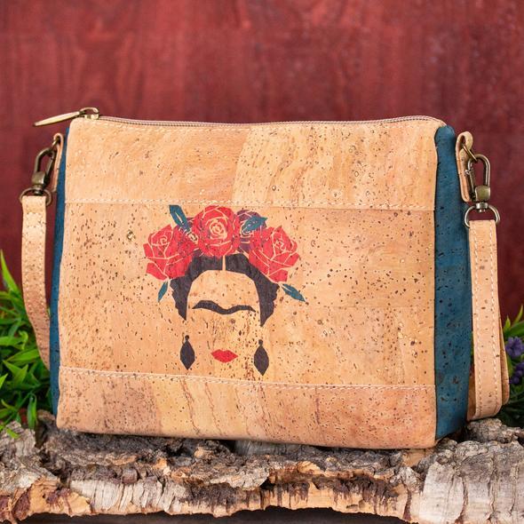 Geanta crossbody Frida Khalo1