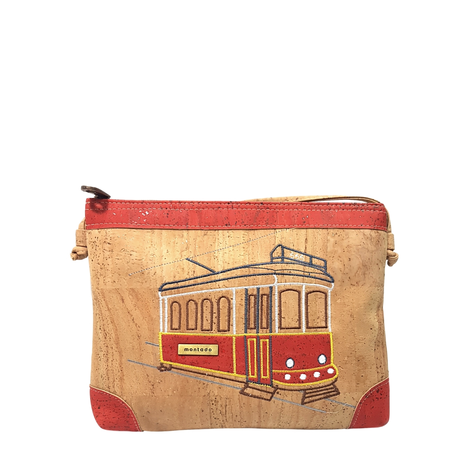 Geanta crossbody Red Tram