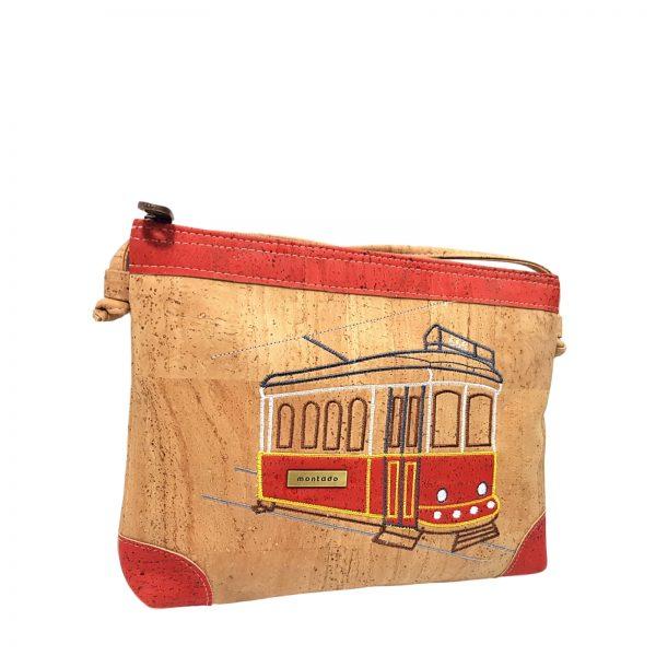 Geanta crossbody Red Tram1
