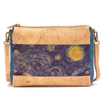 Geanta crossbody Starry Night