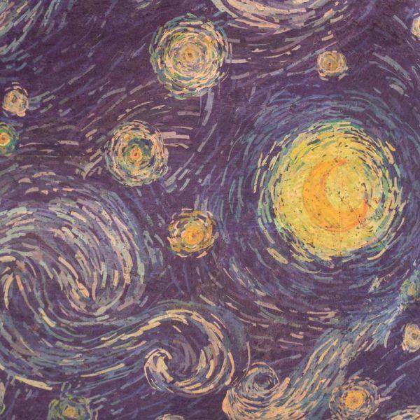 Geanta crossbody Starry Night2