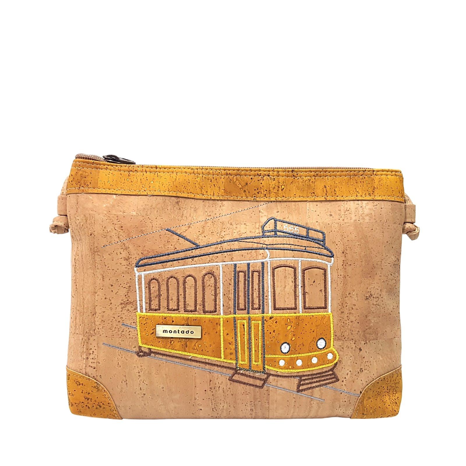 Geanta crossbody Yellow Tram