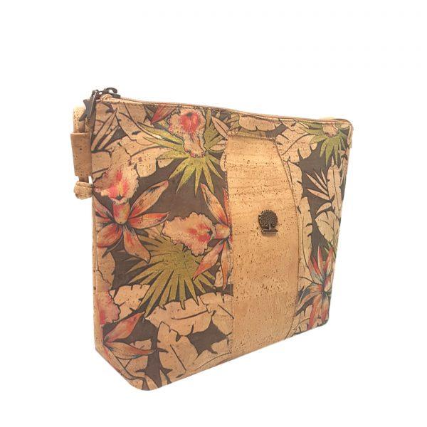Geanta crossbody natural-tropical