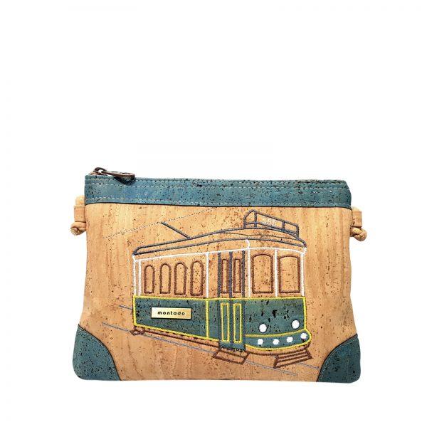 Geanta crossbody Blue Tram