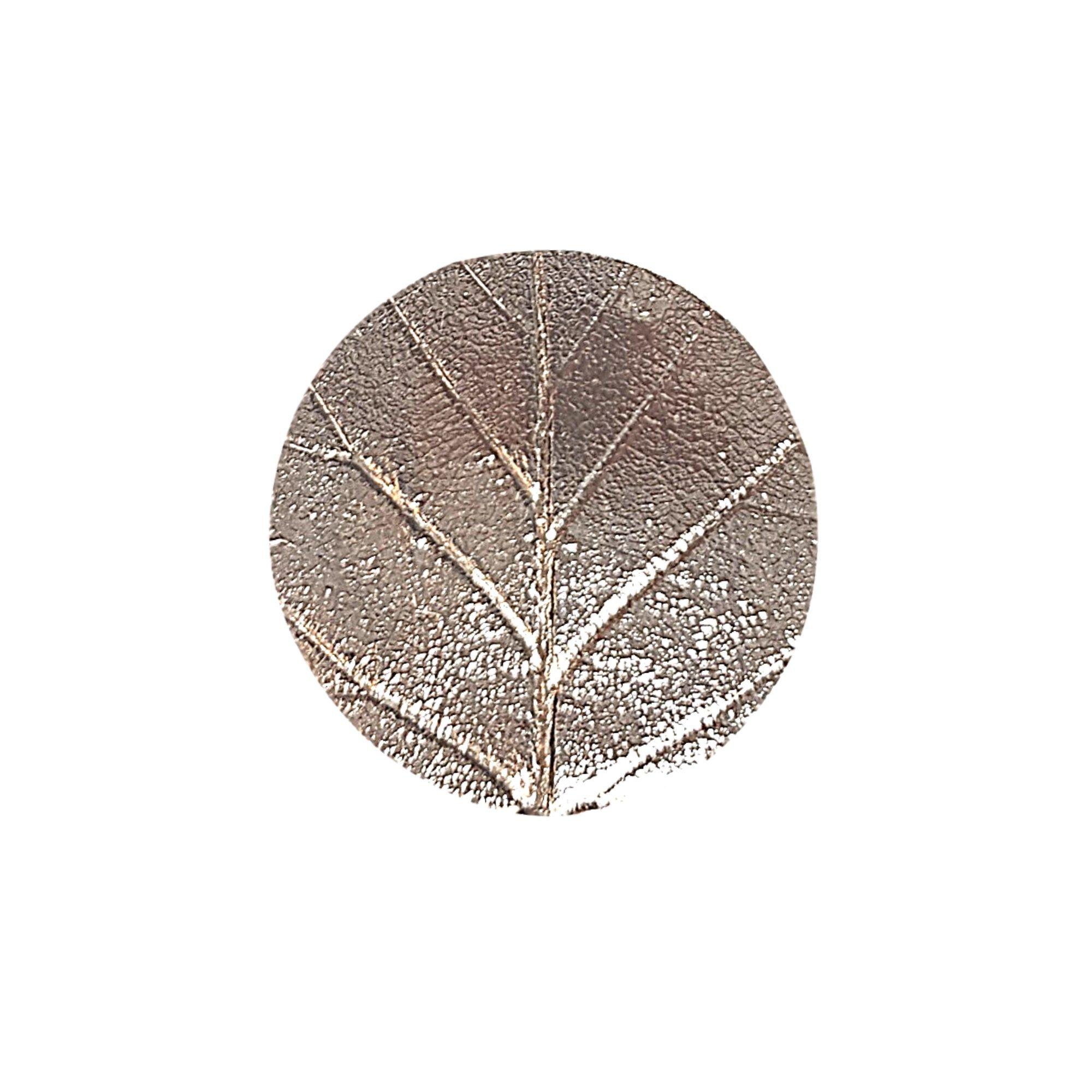 Colier Round Leaf