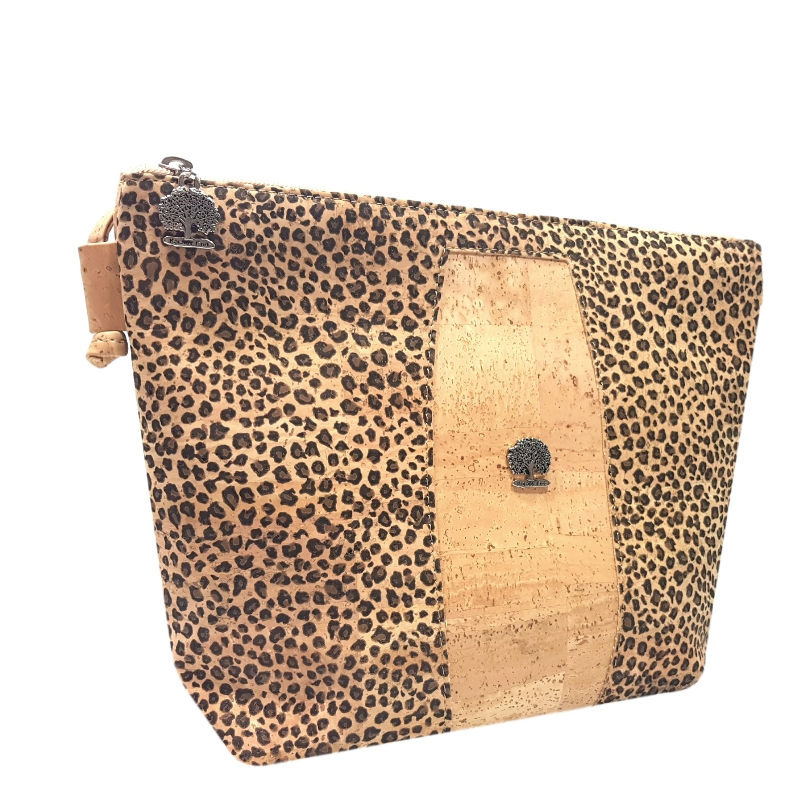 Geanta crossbody natural-leopard