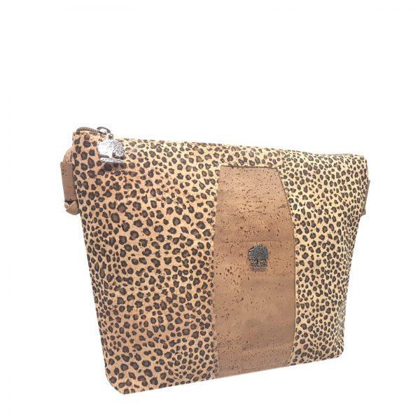 Geanta crossbody taco-leopard
