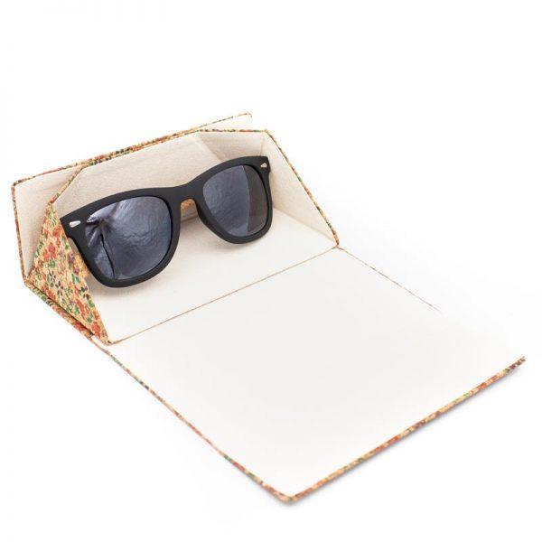 Toc ochelari pliabil cu imprimeu colorat5
